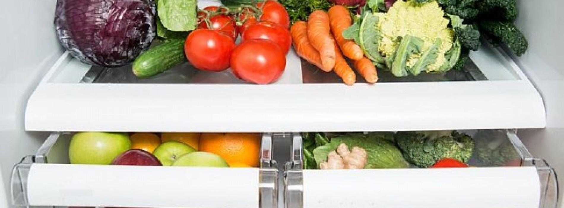 Fruit en groente in de frigo: hou ze gescheiden!