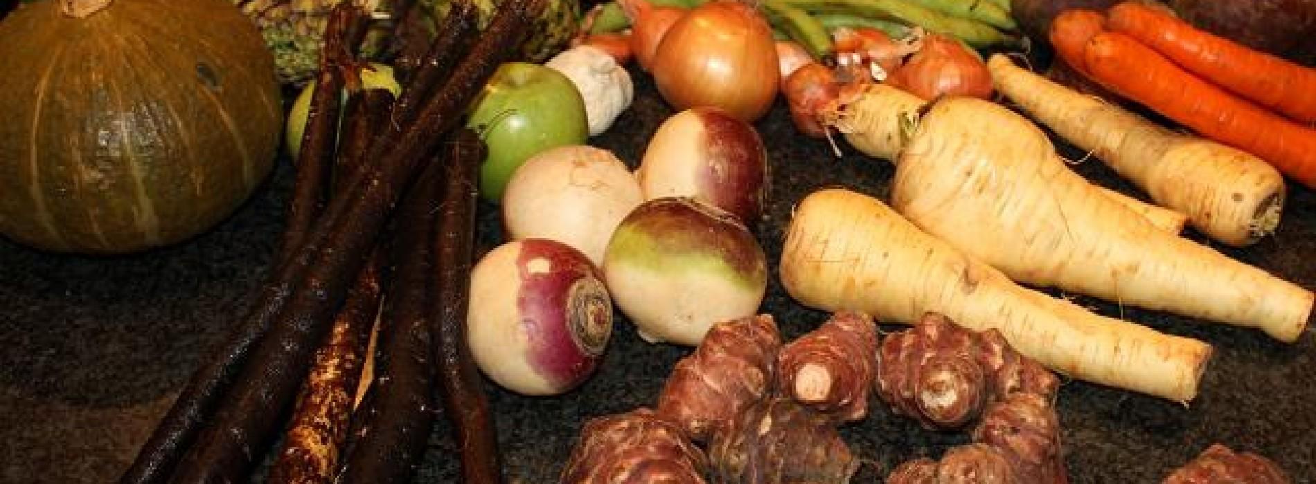 Vergeten groente, een kennismakingspakket