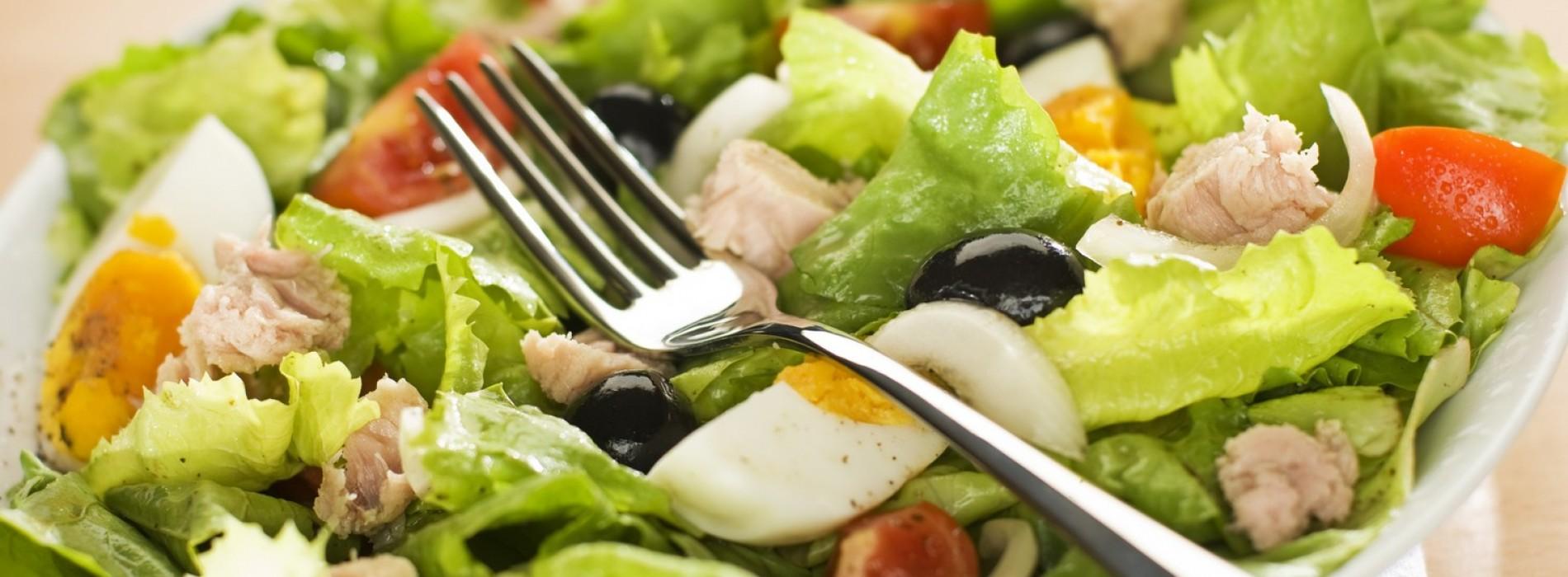 5 redenen om sla te eten
