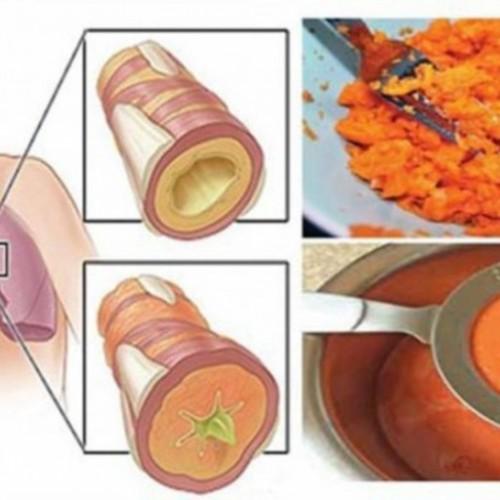 Met deze wortelsiroop verwijdert overtollig slijm en zijn vervelende hoestbuien binnen no-time verdwenen!