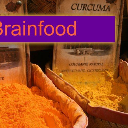 Curcumine boost je brein