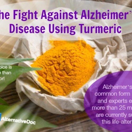 Curcumine kan mogelijk Alzheimer verminderen of voorkomen