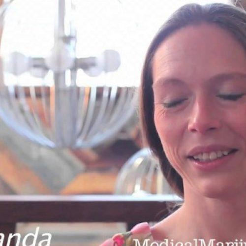 Vrouw geneest van ziekte van Crohn na behandeling met cannabisolie