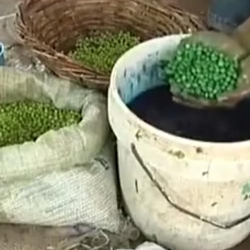 Schokkend: Neem een kijkje wat er wordt gedaan om groenten en fruit er verser uit te laten zien!