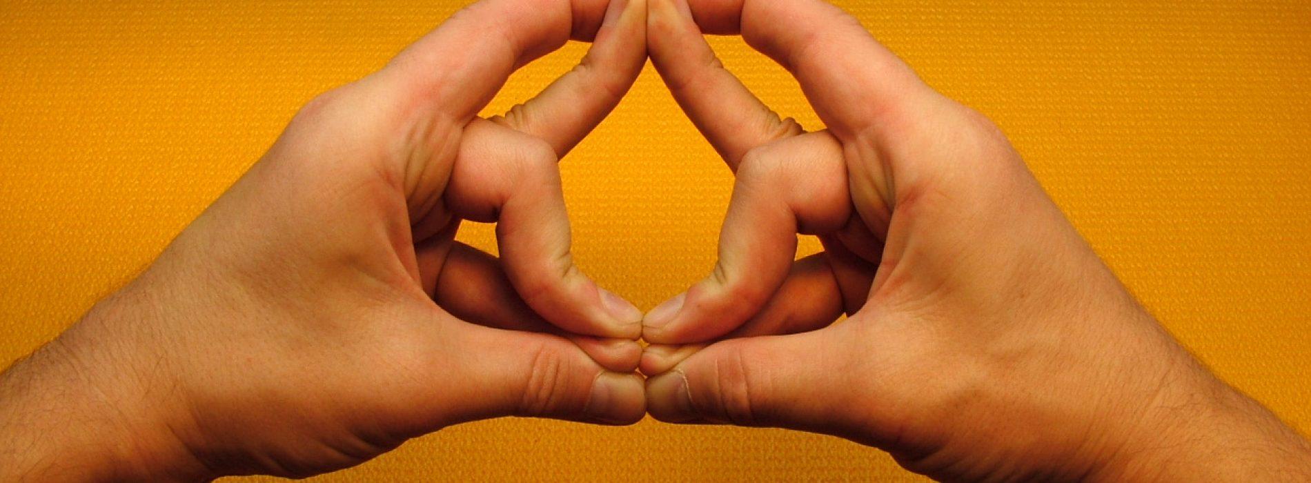 Mudra's: De genezende kracht van je handen