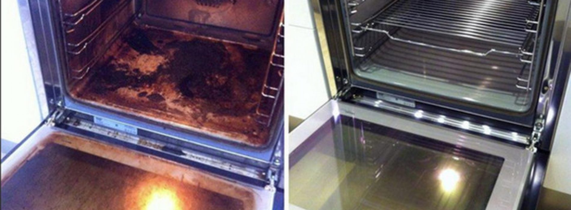 Met DIT middeltje maak jij je oven weer perfect schoon! DIT weet haast niemand!