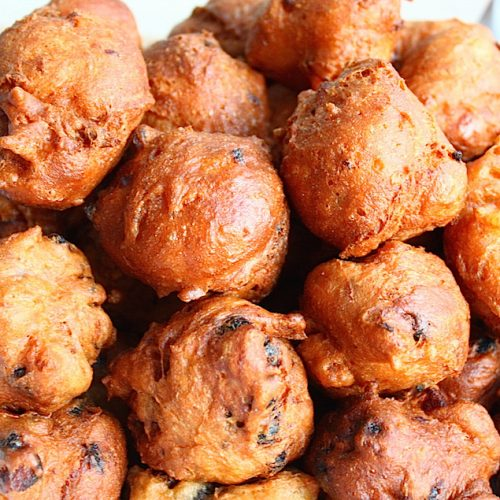 Oliebollen traditioneel (basis)