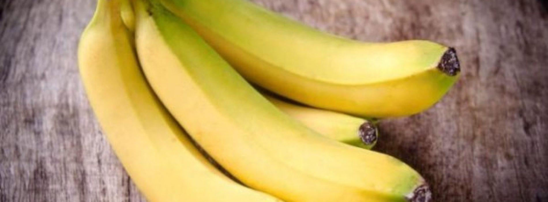Dit is wat er gebeurt met je lichaam als je 2 bananen per dag eet!