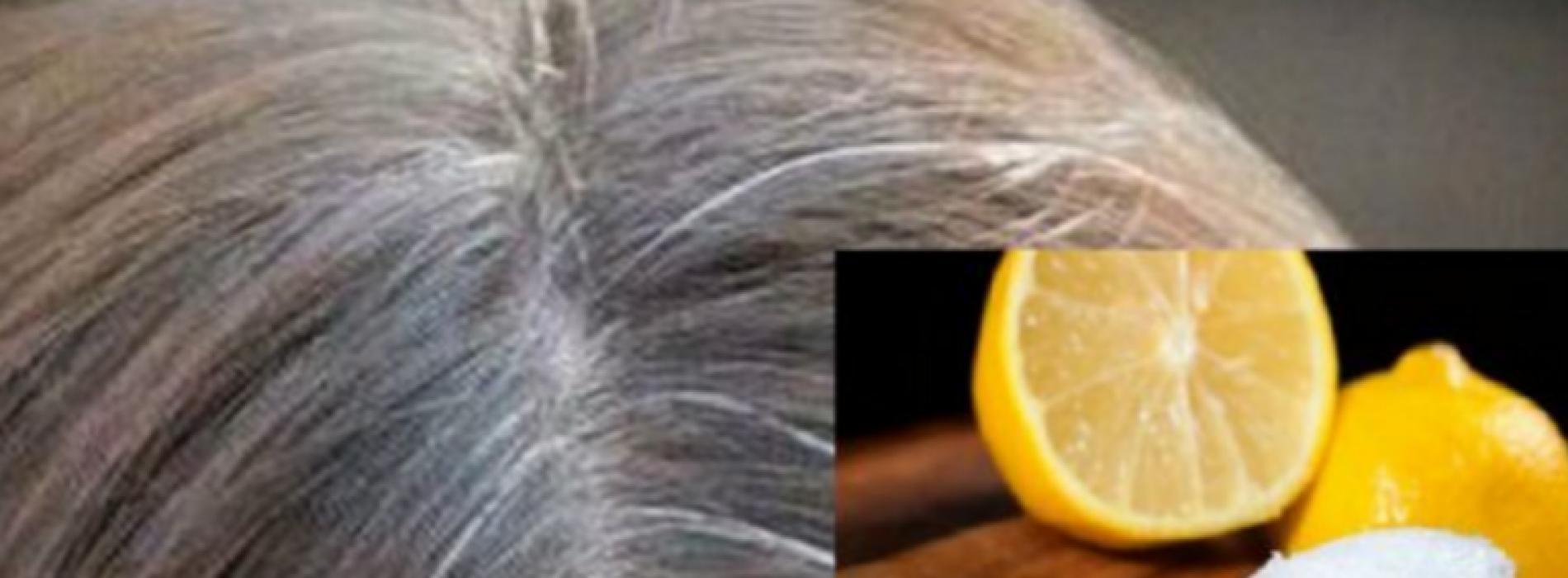 Masseer deze 2 dingen in je grijze haren en ze krijgen hun oude kleur weer terug naturotheek - Grijze kleur donkerder ...