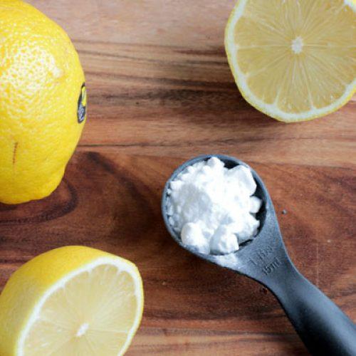 Baking Soda en Citroen – Krachtige Helende Combinatie bij Kanker