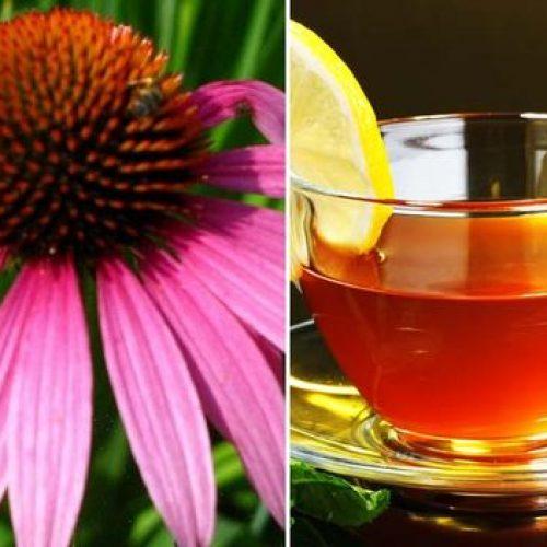 Duizenden mensen die deze thee drinken zien opeens een effect op hun gezicht waar ze nooit rekening mee hadden gehouden.