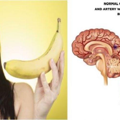 Deze tien dingen gebeuren als je 2 bananen per dag eet! Wist ik dit maar eerder!
