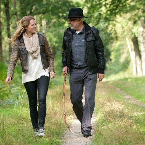 Waarom wandelen beter is voor je brein dan fietsen