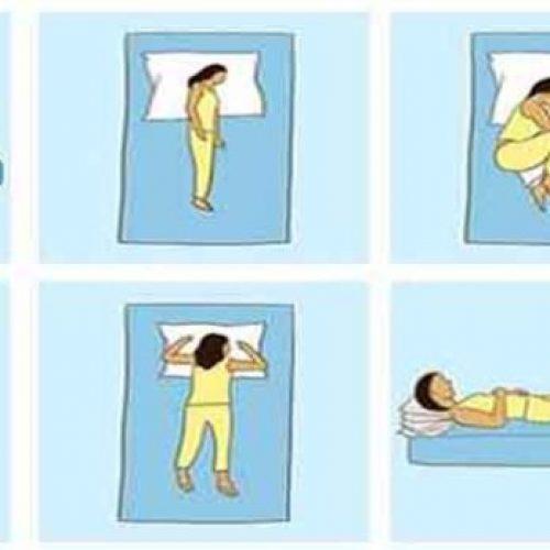 Wat is de juiste slaaphouding voor elk van deze gezondheidsproblemen?