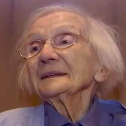 109-Jarige Vrouw Zegt: Vermijding Van Mannen Is Het Geheim Van Een Lang Leven.