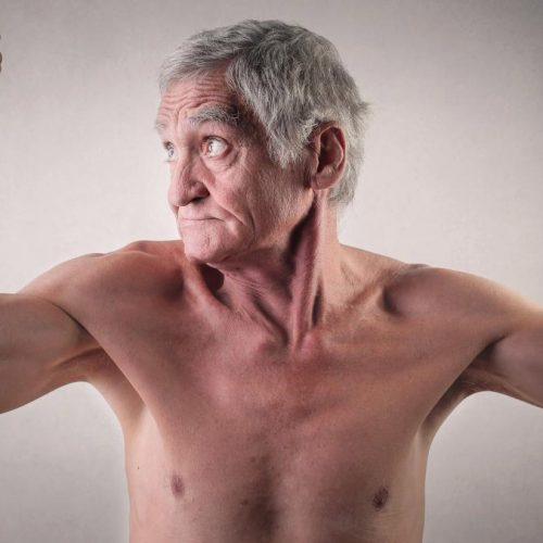 Astaxanthine kan de effecten van sarcopenie bij ouderen tegengaan