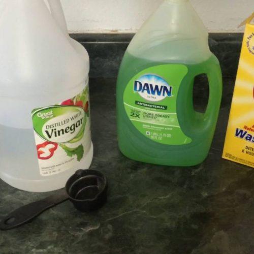 Vier trucs voor het reinigen van smerige muren