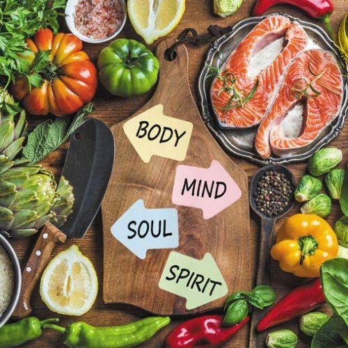 Eten om depressie te verslaan: voedingsmiddelen die uw darmgezondheid verbeteren, verbeteren ook uw geestelijke gezondheid