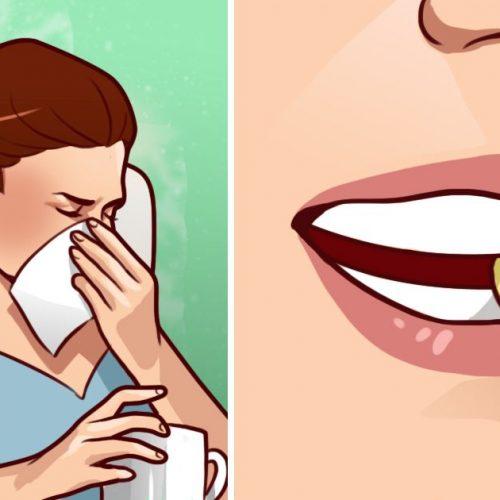 Sta je elke ochtend verstopt en niezend op? Hier is hoe u onmiddellijke verlichting kunt krijgen