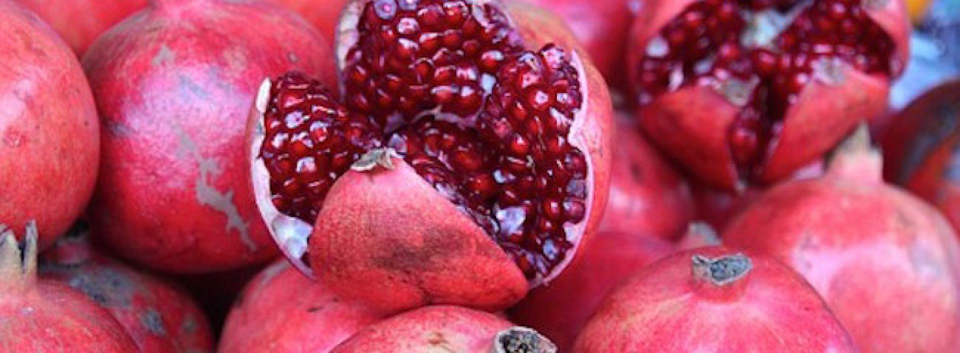 Een verbinding in granaatappels kan kanker celdood veroorzaken