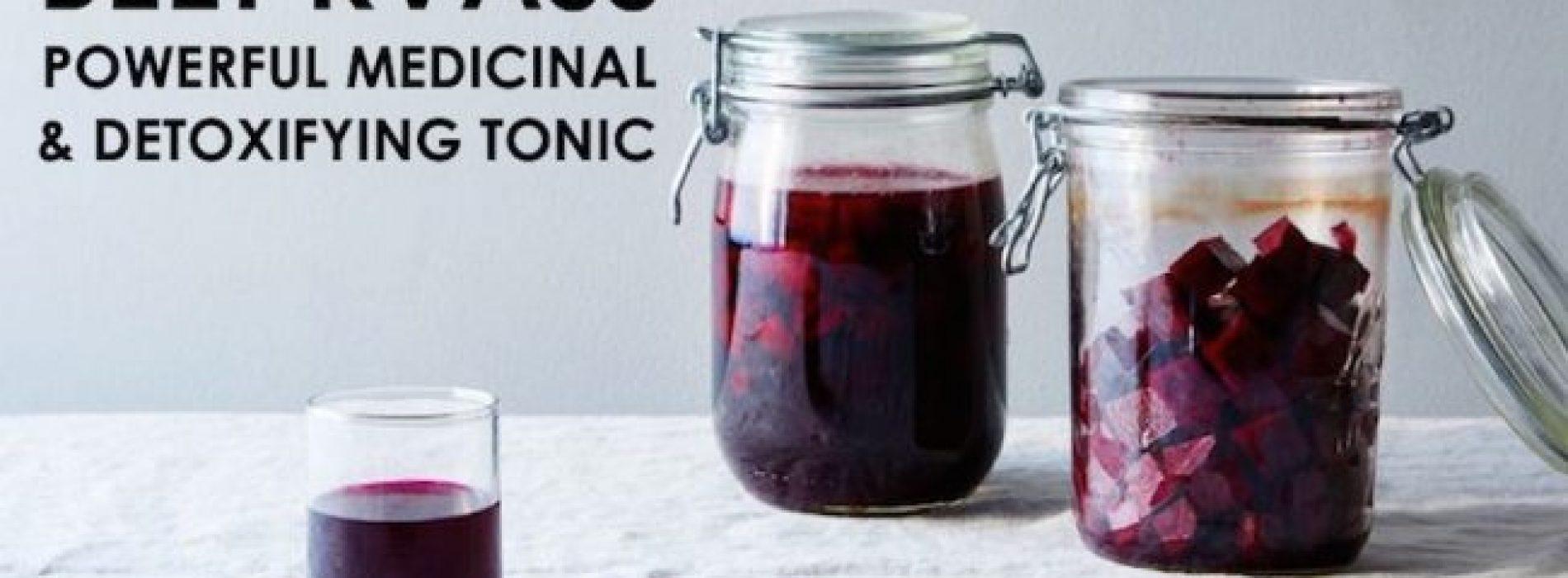3-Ingredient Krachtige medicinale tonic die u kunt maken om uw lever en nieren te ontgiften