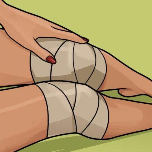 Waar doet je knie pijn? Deze eerste controle kan van cruciaal belang zijn om te weten hoe deze te genezen