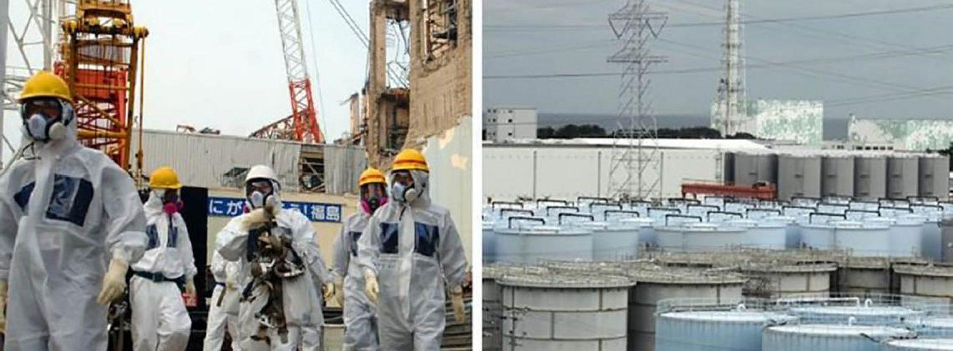 Japan zou meer dan een miljoen ton radioactief water uit Fukushima de oceaan in kunnen dumpen