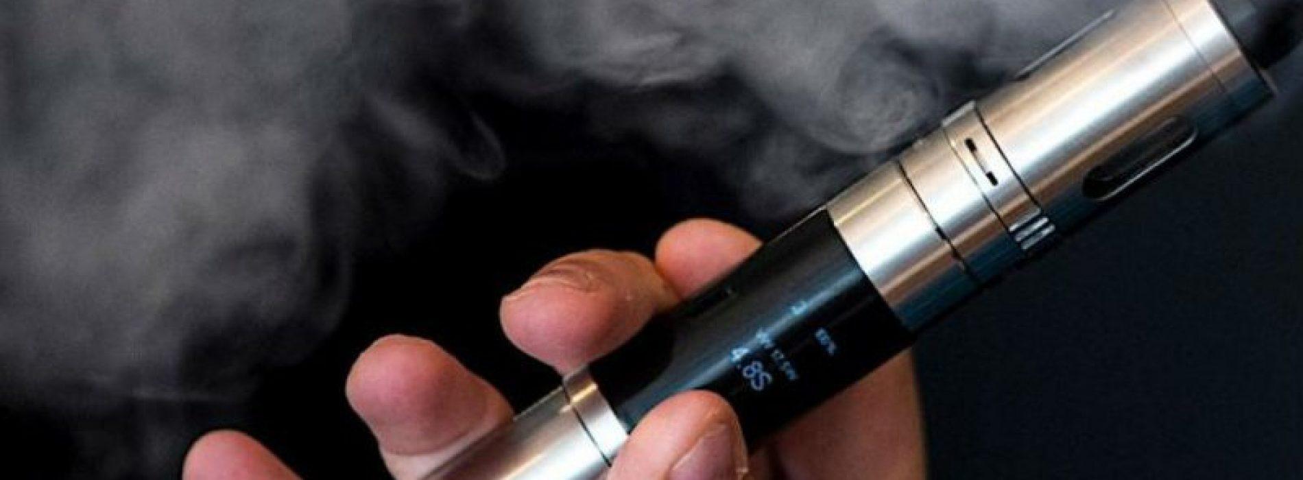 E-sigaret veroorzaakt longkanker bij muizen