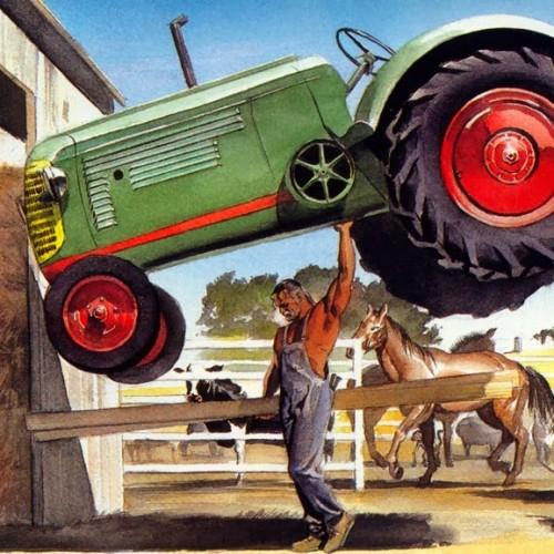 De Schijf van Boerenverstand