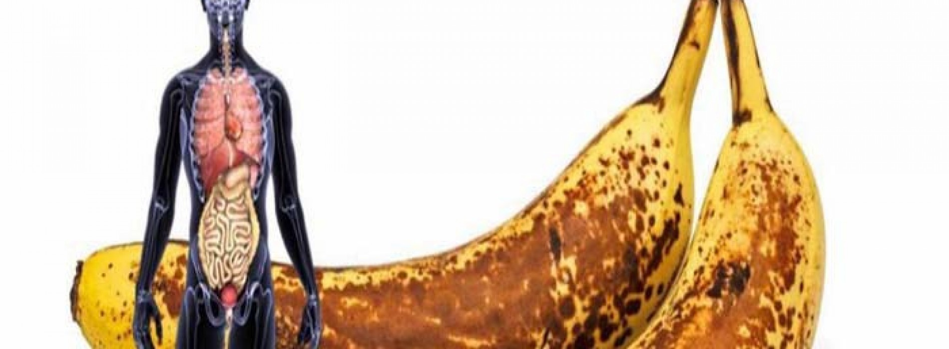 Gooi rijpe bananen niet weg, maak er een supergezond anti-oxidanten gerecht mee!
