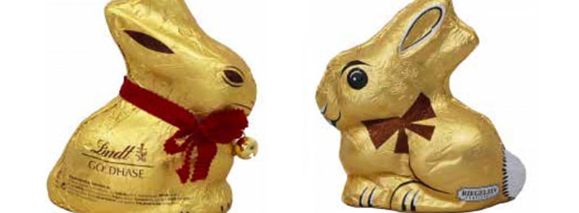 Pas op voor besmette chocolade-paashazen!