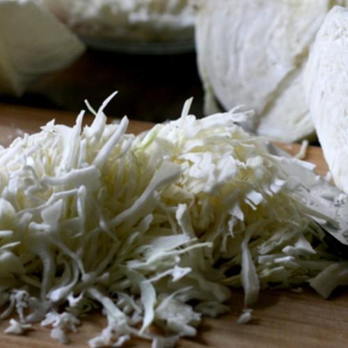 Recept: Klassieke Hollandse zuurkool voor salade of stamppot