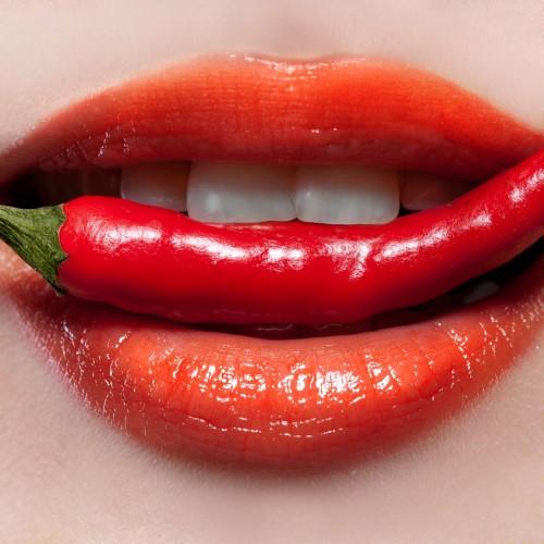 Het is bewezen dat mensen die vaak pittig eten langer leven…