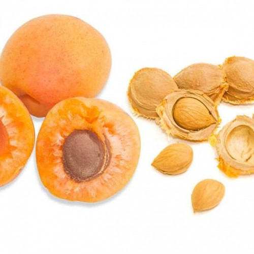 Voorzichtig met rauwe abrikozenpitten en amandelen