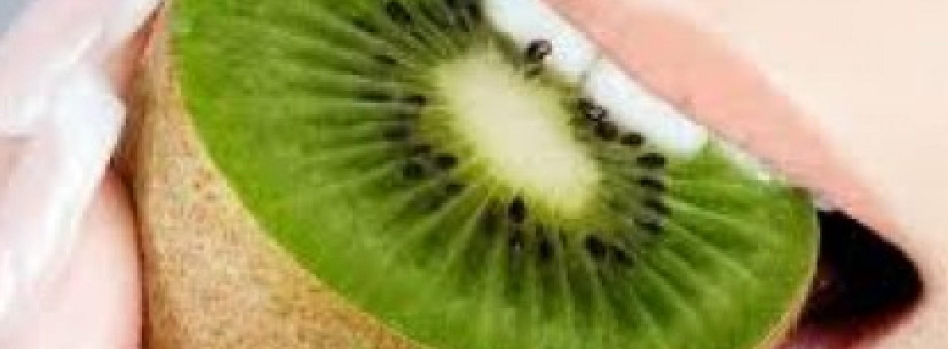 2 kiwi's eten voor je gaat slapen! Voor alle slechte slapers is dit misschien wel DE oplossing!