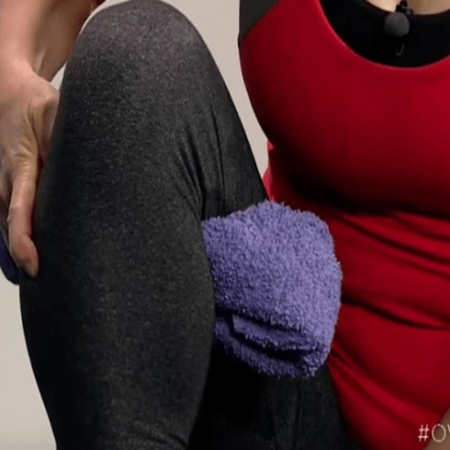 Als je last hebt van kniepijn (of iemand kent die het heeft), dan MOET je dit proberen!