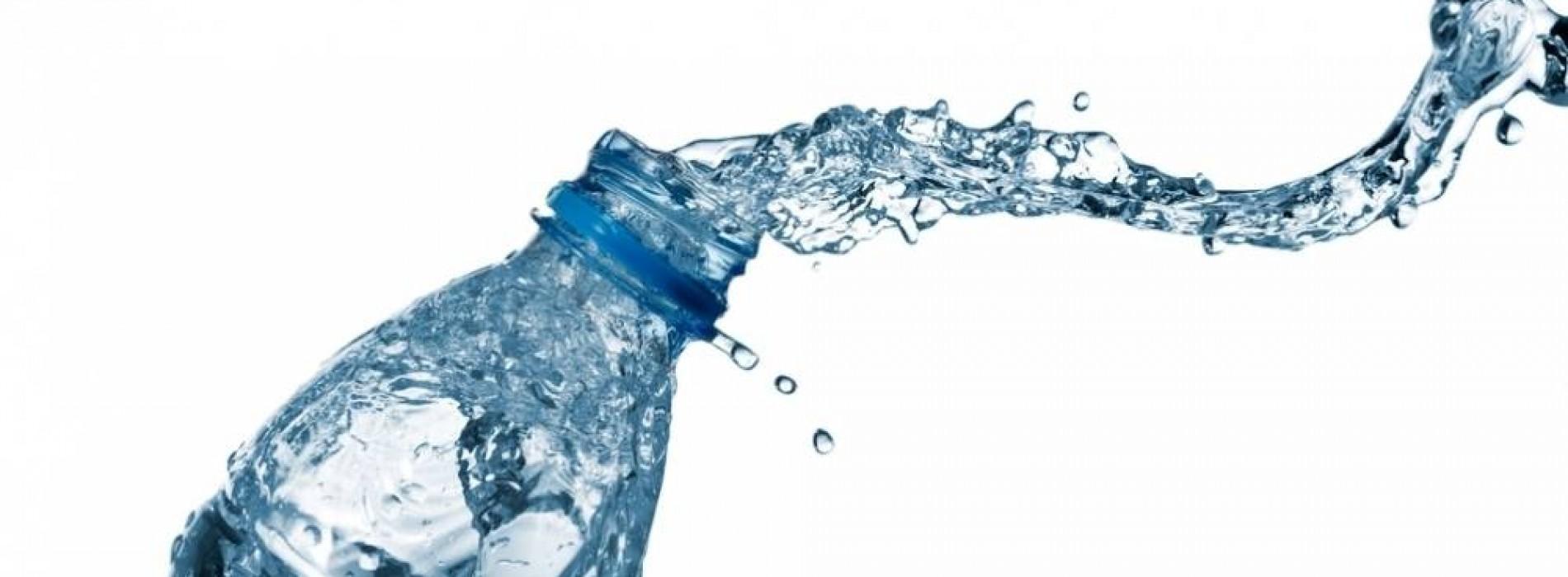 Een niet schoongemaakt waterflesje is net zo smerig als je wc-bril