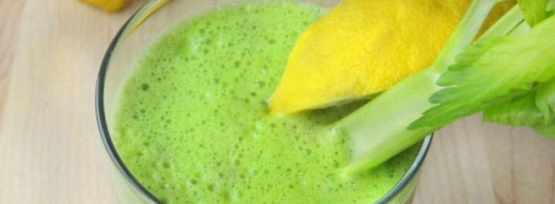 Dit wondersap smelt nierstenen, vet, slechte cholesterol en verbetert de spijsvertering!
