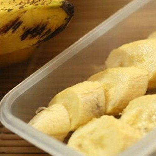 12 redenen waarom bananen beter zijn dan pillen