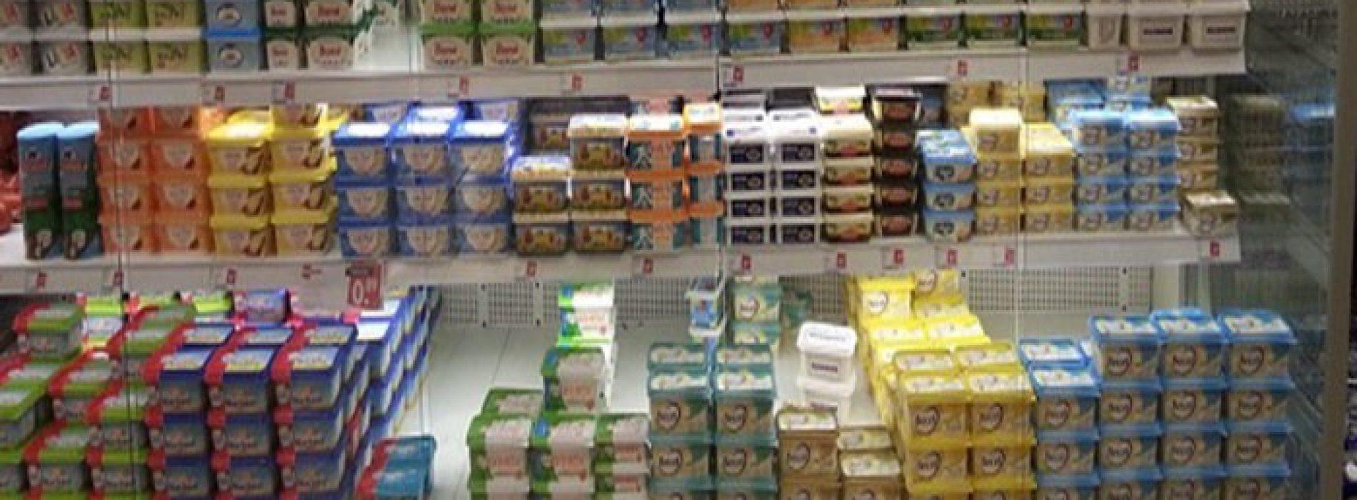 Het eten van margarine kan levensgevaarlijk zijn