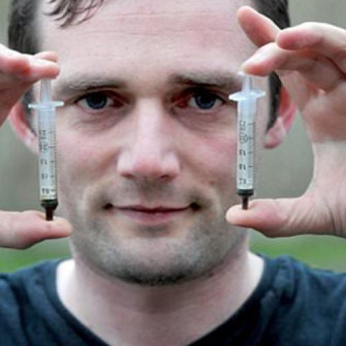 Britse man stopt met chemo en verslaat kanker met cannabis