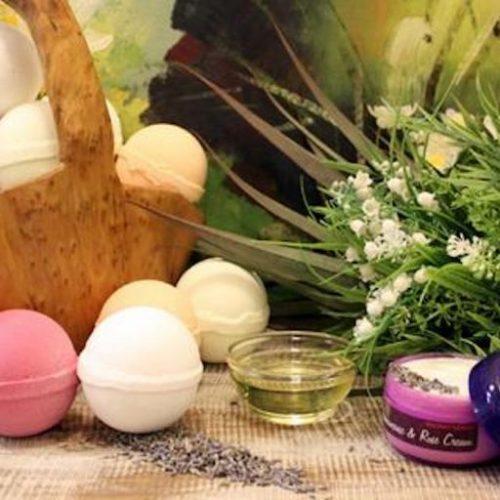 Geniet van een overheerlijke aromatherapie met deze zelfgemaakte bruisballen. Alsof je in de spa bent!