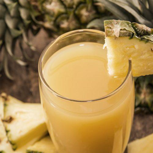 WAUW, dit GEWELDIGE resultaat krijg je door elke dag een glas ananassap te drinken!