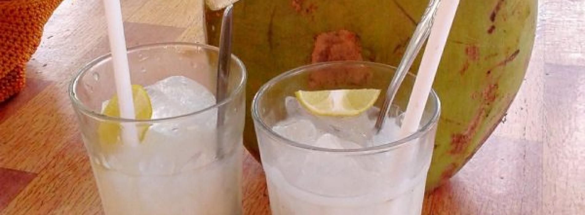 Dit zijn 7 gezondheidsvoordelen van kokoswater. Drink hier elke dag en glas van!