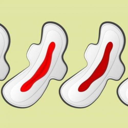 Wist jij dat de kleur van je menstruatiebloed kan wijzen op eventuele ziektes!