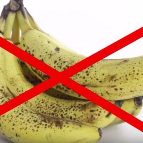GEWELDIG! Op deze manier worden je bananen nooit meer bruin en blijven ze vers! (VIDEO)