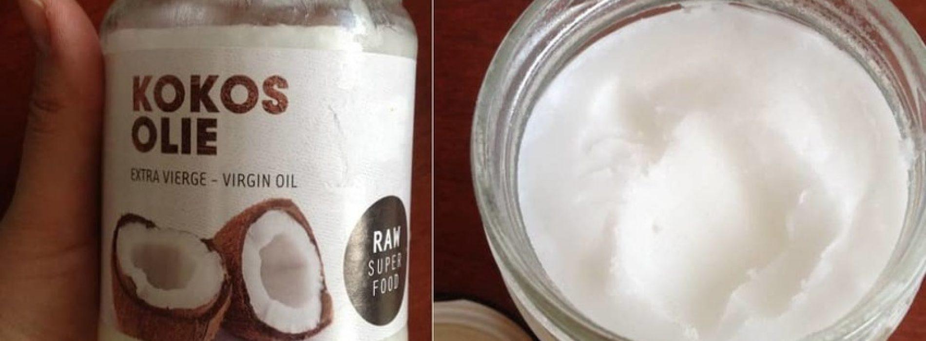 Heb jij nog geen kokosolie in huis? Lees hier de geweldige voordelen en koop het vandaag nog!