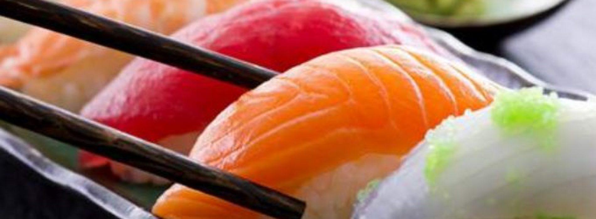Dokters waarschuwen voor parasiet in sushi