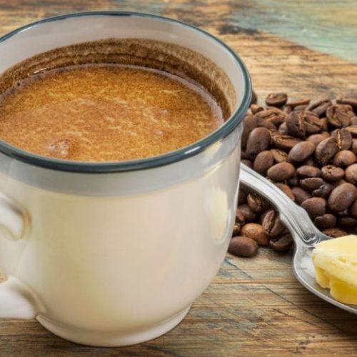 Boter maakt van koffie een toverdrank