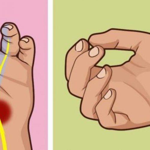 Vaak last van pijn of tintelingen in je handen? Dan moet je DIT even lezen!